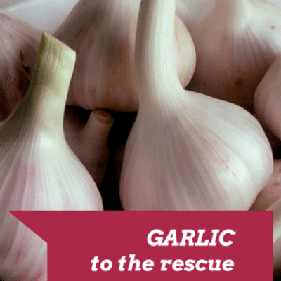 Dr Oz: Fight Cancer With Garlic, Popcorn & Homemade Grape Juice