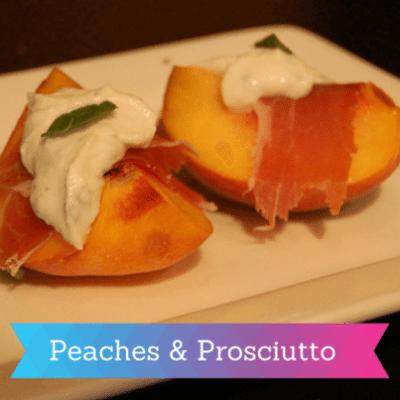 peaches-prosciutto-
