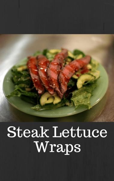 Dr Oz: '300 Sandwiches' 1-Minute Recipes + Steak Lettuce Wraps