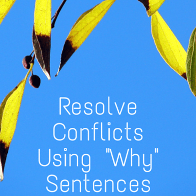 how to use resolve in a sentence
