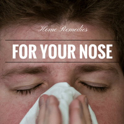 Dr Oz: Best Home Remedies For Stuffy & Runny Nose + Cough