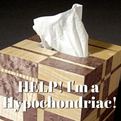 help for hypochondriacs Here are seven things to know about hypochondria,  and help with diagnosis  depressive hypochondriacs diagnose themselves in ways that cause them deep.