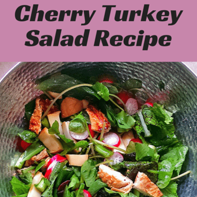 Drs: Dr Jennifer Berman Braces + Cherry Turkey Salad Recipe