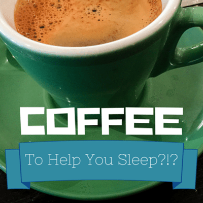 Drs: All-Natural Sleep Aids + Counting Sheep Coffee Review