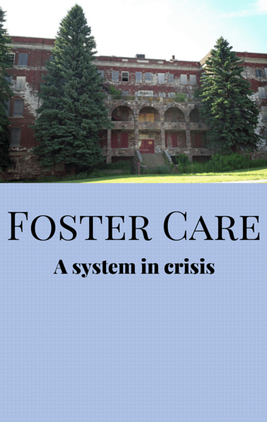 Drs: Growing Up In Foster Care + How To Help Current Crisis