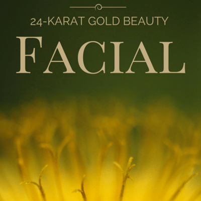 gold-facial-