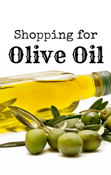 Dr Oz: Shopping for Olive Oil & How To Organize Your Dishwasher