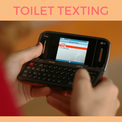 Dr Oz: Bathroom Texting & Hamper Diving + Bad Health Habits