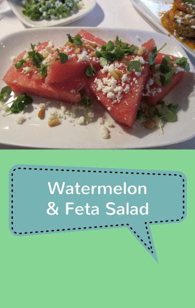 Dr Oz: Michael Symon Detox Watermelon Feta Salad Recipe