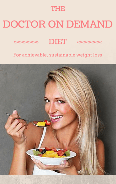 The Drs: Doctor On Demand Diet For Sustainable Weight Loss