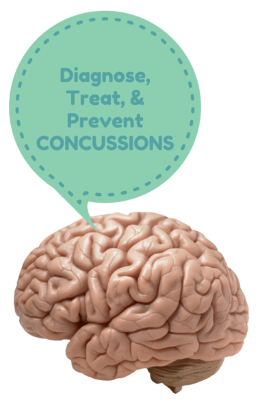 Dr Oz: Concussion Misconceptions + Diagnose, Treat, & Prevent