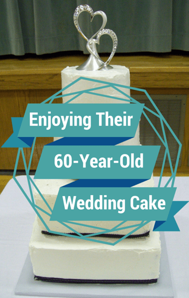 Drs: Eating 60-Year-Old Wedding Cake + Patrick Kennedy Book