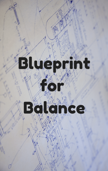 Dr Oz: Blueprint For Balance + Living In The Moment