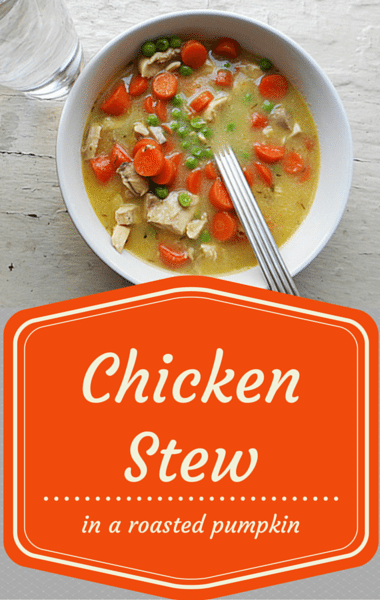 The Chew: Chicken Stew In Roasted Pumpkins + Shrimp Fra Diavolo
