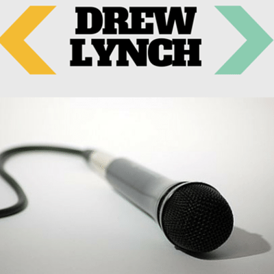 Dr Oz: Comedian Drew Lynch On Finding Light In The Darkness