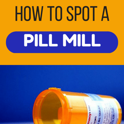 how-to-spot-pill-mill-