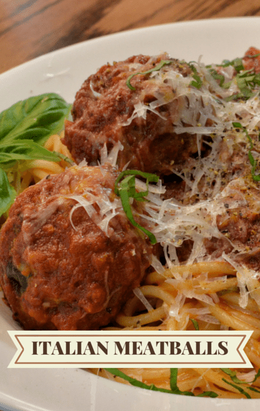 Rachael Ray: Italian Meatballs Four Ways