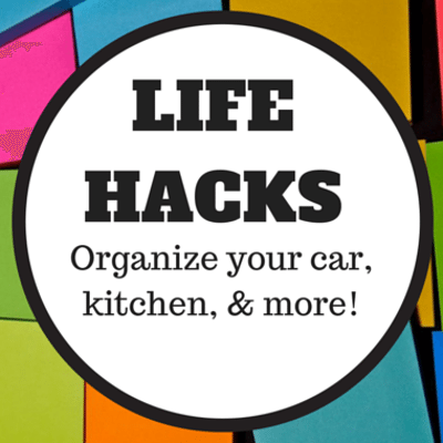 Dr Oz: Quick Life Hacks For Your Car, Kitchen, & Meal Times