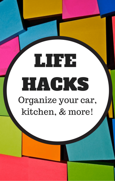 how to make your life more organized