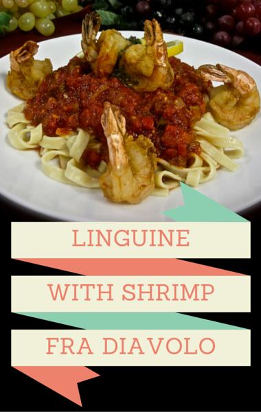 Rachael Ray: Shrimp Fra Diavolo + Italian Franks & Beans