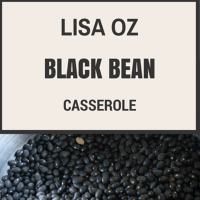 Dr Oz: Lisa Oz Black Bean Casserole + Cryotherapy Cold Therapy