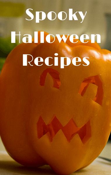 The Chew: Scary Halloween Recipes + Cinnamon Sugar Apples