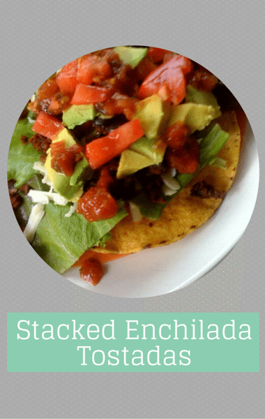 The Chew: Tostada Enchilada Stacker + Beer-Braised Beef Stew