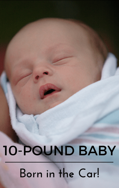 The Drs: 10-Pound Baby Born While Driving To The Hospital