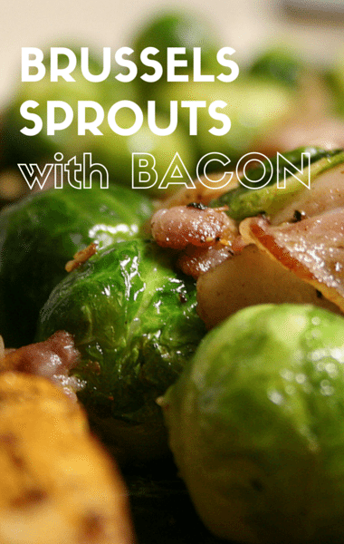 Rachael Ray: Brussels Sprouts With Bacon + Stuffed Cabbage