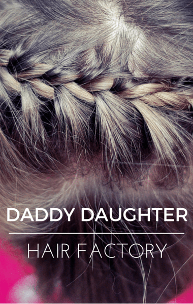 Drs: Daddy Daughter Hair Factory + Eat Cake To Lose Weight?