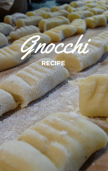 Rachael Ray: Jack Falahee Gnocchi + Linguine & Broccolini