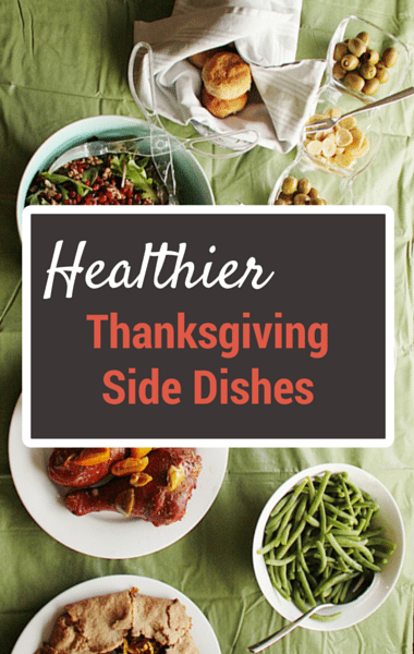 Rachael Ray: Healthy Thanksgiving Sides + Valerie Bertinelli
