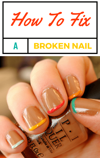 The Doctors: How To Repair A Broken Nail + Make Lipstick Last