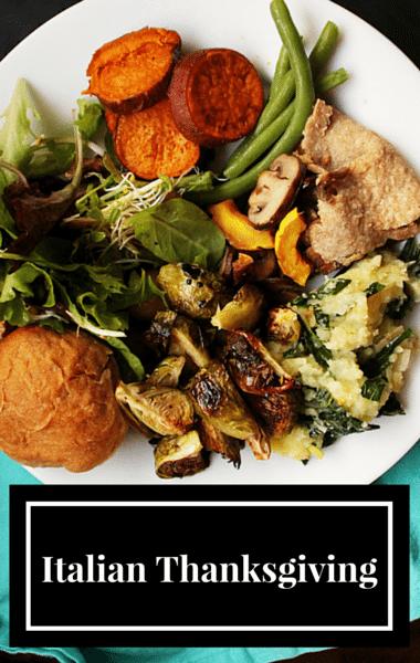 Rachael Ray: Italian Thanksgiving + Butternut Squash Lasagna