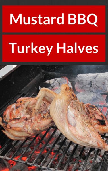 The Chew: Mustard BBQ Turkey Halves + Salami Cornucopia