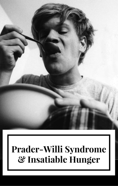 The Drs: Prader-Willi Syndrome + Arrested For Stealing Food