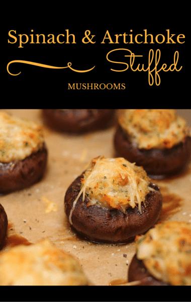 Rachael Ray: Stuffed Mushrooms + Veal Or Chicken Ragu