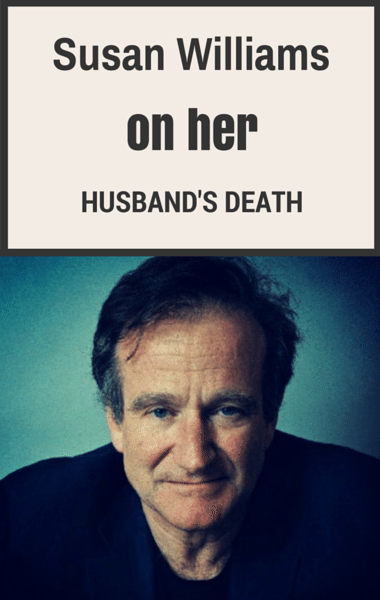 Drs: Susan Williams, Robin Williams Death + Adele Rolling Stone