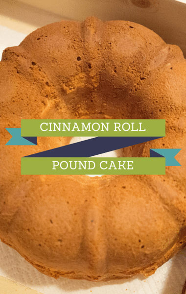 Rachael Ray: Cinnamon Roll Pound Cake & Beef Goulash