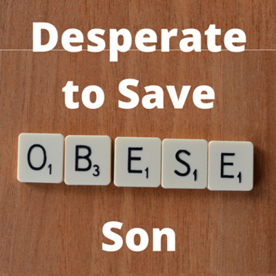 Drs: Desperate To Save Obese Son + Living With Loose Skin