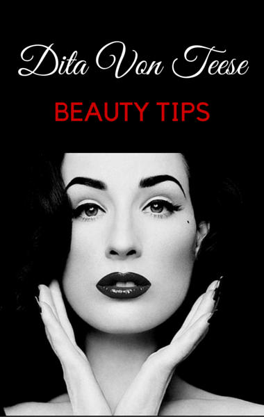 """The Doctors: Dita Von Teese Beauty Tips + """"Eating For Two"""""""