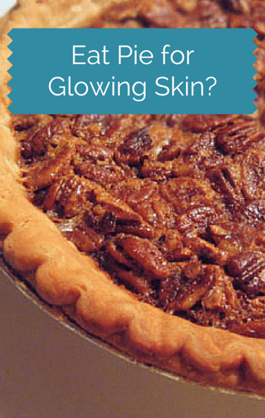 Drs: Pecan Pie For Glowing Skin + Trying To Save Obese Son