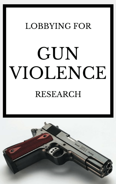 Drs: Lobby For Gun Violence Research + Impaled, Scars Update