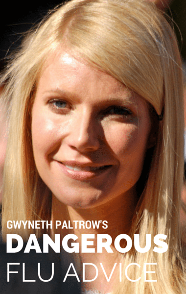 Drs: Gwyneth Paltrow Bad Flu Advice + Rent A Bridesmaid?