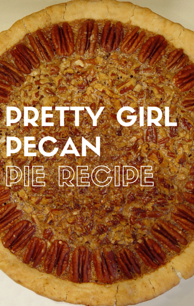 The Drs: Food For Glowing Skin + Pretty Girl Pecan Pie Recipe