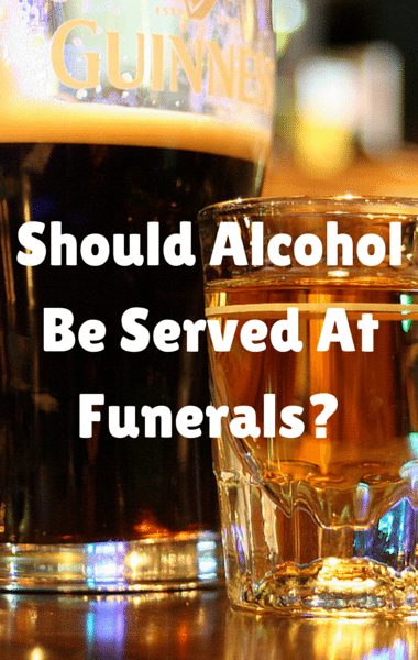 Drs: Alcohol At Funeral Homes + Vasectomy With On/Off Switch