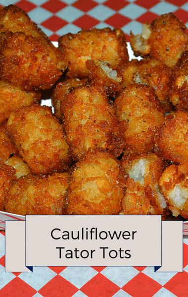 Drs: Twins After Infertility Struggles + Cauliflower Tator Tots Recipe