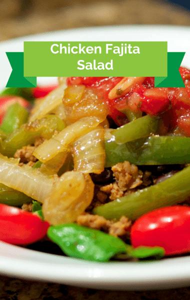 The Chew: Chicken Fajita Salad + Chicken Thighs With Kohlrabi