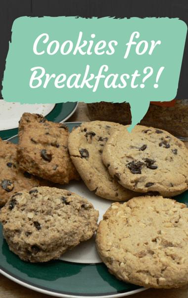 Drs: Overcoming Social Anxiety + Healthy Breakfast Cookies