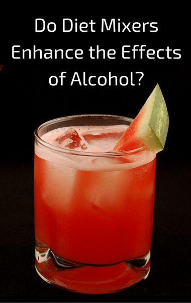 Drs: Diet Mixers Make Alcohol Stronger? + Winter Storm Safety